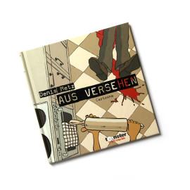 Cartoons von Denis Metz Das Debutalbum von 2004 mit ganz schlechten Witzen – zum Glück vergriffen!  toonster 2004 48 Seiten | hardcover ISBN: 3-98098-430-3