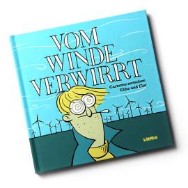 Cartoons zwischen Ebbe und Flut Cartoons von 22 Zeichnern aus den ersten drei INSELWITZ-Workshops auf Baltrum (vergriffen – per Mail bestellbar)  Lappan 2013 96 Seiten | hardcover | € 9,95 ISBN: 978-3-8303-3308-1
