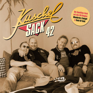 "CD-Cover für ""Spedition Sack"", Sack Records, 2014"