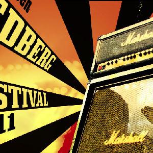 Plakat für Musikfestival (2011)
