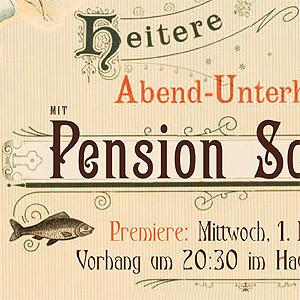 Plakat für Inselbühne Baltrum (2011)