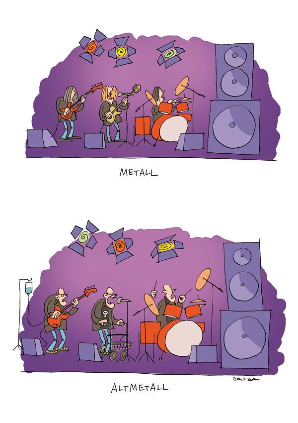 Metall!