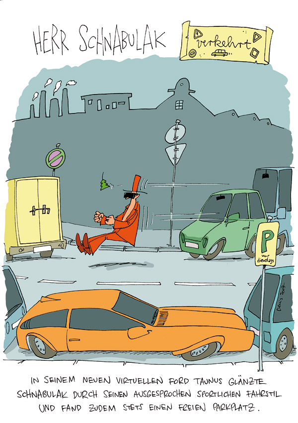 Straßenverkehr 2.0