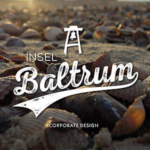 Corporate Design Entwicklung für Kurverwaltung Baltrum, 2016