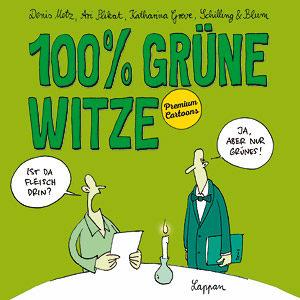 100% Grüne Witze – Cartoonbuch, Lappan 2017