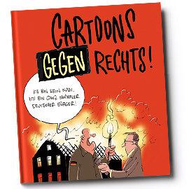 21 Cartoonisten zeigen Flagge! Denis Metz (Hrsg.), mit Hauck