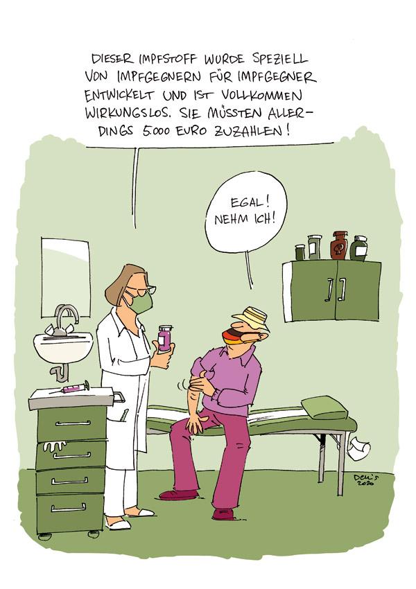 Impfgegner